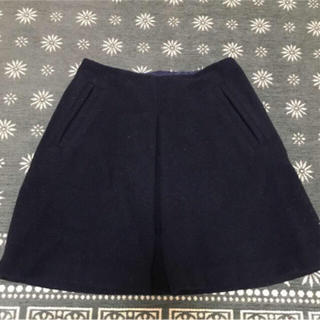 サロンドバルコニー(Salon de Balcony)の冬用 膝上〜膝丈スカート(ひざ丈スカート)