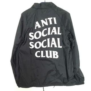 アンチ(ANTI)のコーチジャケット anti social social club(ナイロンジャケット)