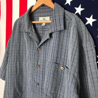 Nanana474747様専用 USA古着 BIGシャツ XL(シャツ)