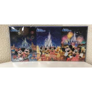 Disney - JCB マジカル オリジナル付箋3冊セット