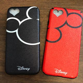 Disney - ディズニー 赤ミッキーiPhone6/6s