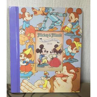 Disney - ミッキー★ブック型アルバム
