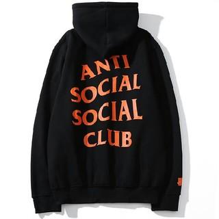アンチ(ANTI)のanti socialsocial club メンズパーカー(パーカー)