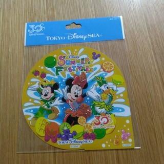 ディズニー(Disney)のディズニーシー リゾート30周年 サマーフェスティバル ステッカー(その他)