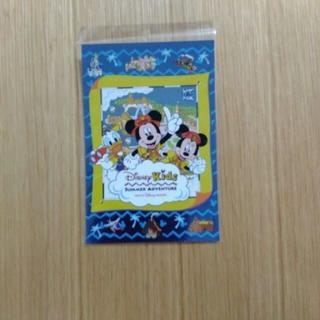 ディズニー(Disney)のディズニーリゾート キッズサマーアドベンチャー ポストカード(その他)