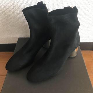 ザラ(ZARA)のZARA・ショートブーツ(ブーツ)