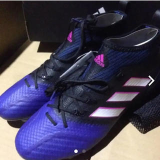 アディダス(adidas)のサッカースパイク 25.5cm(シューズ)