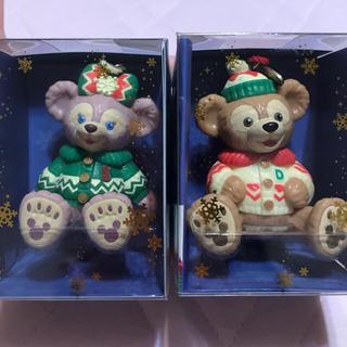 Disney - ダッフィ シェリーメイ  クリスマスオーナメント♡