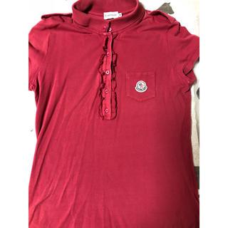 モンクレール(MONCLER)のMONCLER モンクレール(ポロシャツ)