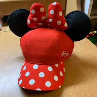ディズニー(Disney)のミニーキャップ(キャップ)