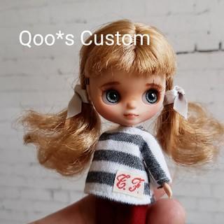 Qoo*s Custom カスタムプチブライス・バターケーキアフタヌーン