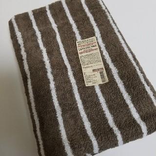 ムジルシリョウヒン(MUJI (無印良品))の無印良品 オーガニックコットン混しなやかバスタオル 中厚手 (タオル/バス用品)