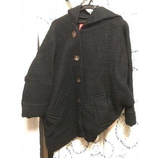 ヴィヴィアンウエストウッド(Vivienne Westwood)のVivienne Westwood RED LABEL変形コート(ニットコート)