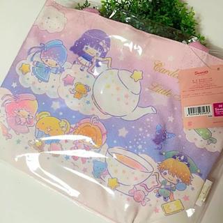 サンリオ(サンリオ)の☆新品未開封☆カードキャプターさくら×キキラ☆ランチトートバッグ☆(ハンドバッグ)