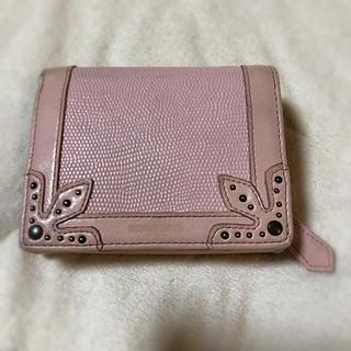 ミチコロンドン(MICHIKO LONDON)の二つ折り財布(財布)