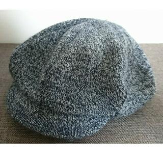 ビューティアンドユースユナイテッドアローズ(BEAUTY&YOUTH UNITED ARROWS)の美品!  ハンティング帽子(ハンチング/ベレー帽)