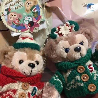 Disney - ダッフィ♡シェリーメイ  クリスマスぬいば
