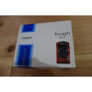 OLYMPUS - OLYMPUS Tough TG-5 [ブラック] 新品