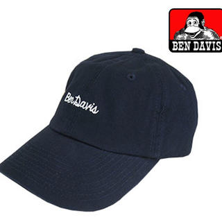 ベンデイビス(BEN DAVIS)の■新品 未使用■BENDAVISローキャップ(キャップ)