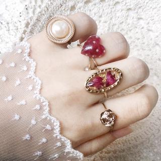 指輪セット 【N】ワイヤーリング