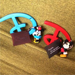 Disney - キーリング ☆ 2個セット