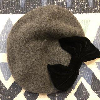 *ベレー帽*(ハンチング/ベレー帽)