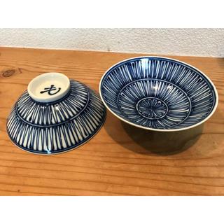 ハクサントウキ(白山陶器)の白山陶器平茶碗 2枚セット新品(食器)