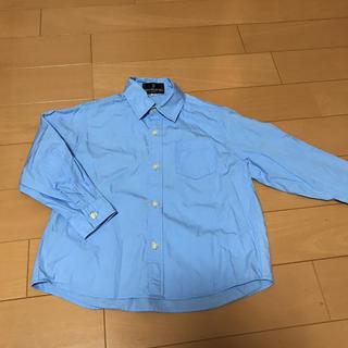 ジャンニバレンチノ(GIANNI VALENTINO)の《美品》❤️《ジャンニバレンチノ》❤️《長袖シャツ110cm》(ドレス/フォーマル)