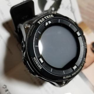 カシオ(CASIO)のプロトレック スマートウォッチ(腕時計(デジタル))