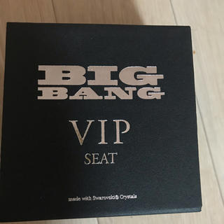 ビッグバン(BIGBANG)のBIGBANG VIPシートお土産(K-POP/アジア)