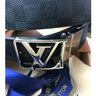 LOUIS VUITTON - 新作高級 超美品!超人気! メンズ ベルト