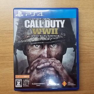 プレイステーション4(PlayStation4)のPS4 コールオブデューティー WW2 COD(家庭用ゲームソフト)