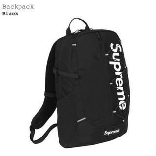 シュプリーム(Supreme)の新品supreme 17SS backpack (バッグパック/リュック)