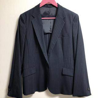 AOKI - 早い者勝ち❗️希少3L❗️美品 濃紺スーツ