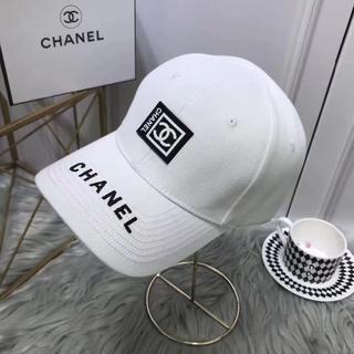 CHANEL - シャネル レディース 帽子 キャップ 白