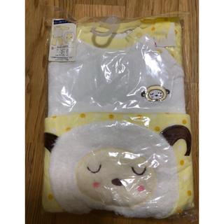 シマムラ(しまむら)の新品未使用♡キルト長袖モンキー型パジャマ♡100cm(パジャマ)