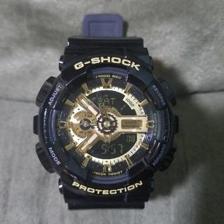 ジーショック(G-SHOCK)のG-SHOCK黒金(腕時計(デジタル))