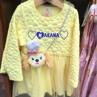 Disney - 香港Disney❣️新作✨キッズ チュールワンピース クッキー♡
