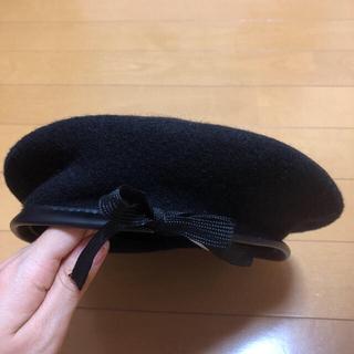 サンタモニカ(Santa Monica)のミリタリー ベレー帽(ハンチング/ベレー帽)