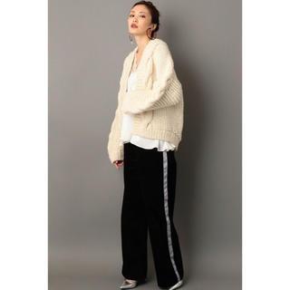 ナイン(NINE)の定価28,080円 新品 NINE Rosita Knit Cardigan (ニットコート)