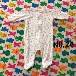 ガーバー(Gerber)の子供服 カバーオール 〔NO.24〕(カバーオール)