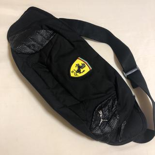 プーマ(PUMA)のPUMA Ferrari ウエストポーチ(ウエストポーチ)