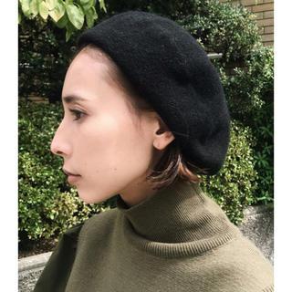 アメリヴィンテージ(Ameri VINTAGE)のAMERI  ニットベレー帽(ハンチング/ベレー帽)