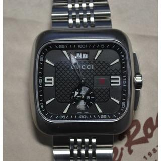 グッチ(Gucci)の【極美品】グッチ 101 Gクーペ(腕時計(アナログ))
