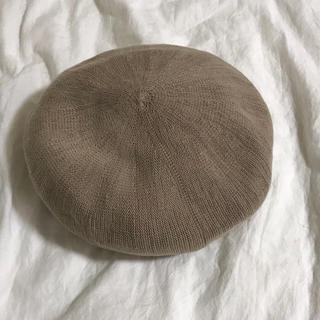 【DIGNITY DEVICE】ベレー帽(ハンチング/ベレー帽)