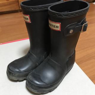 ハンター(HUNTER)のハンター kids長靴 UK7 13cm(長靴/レインシューズ)