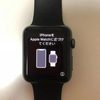 アップルウォッチ(Apple Watch)のApple Watch Series 1 42mm(腕時計(デジタル))