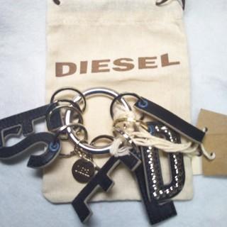 DIESEL - 新品未使用ディーゼルのキーホルダー