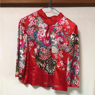 チャイナドレス 夏仕様(その他ドレス)