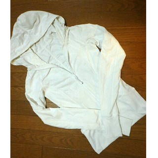 ルルレモン(lululemon)のルルレモン リバーシブル パーカー ジャケット サイズ4(ヨガ)
